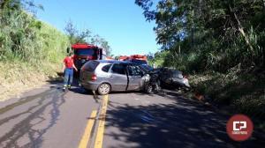 Tragédia: Criança de 5 anos morre em acidente na PR-468 entre Mariluz e Umuarama