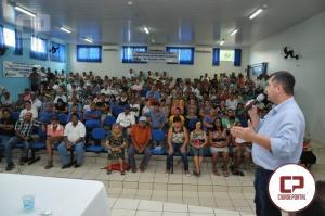 Cohapar assina contratos para regularização de 1.901 imóveis sem documentação na região de Campo Mourão