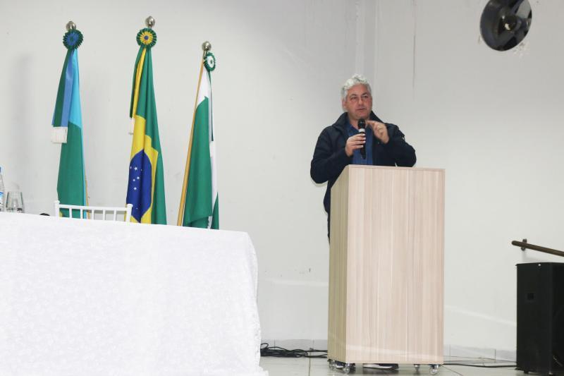 Secretário Douglas Fabrício abriu  1º Encontro Regional de Turismo em Goioerê