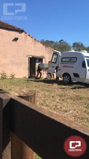 Assaltante morre durante tentativa de assalto a agência dos correios de Janiópolis