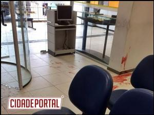 VÍDEO: Policial e vigilante são mortos em tentativa de assalto, Crime aconteceu hoje em Minas Gerais