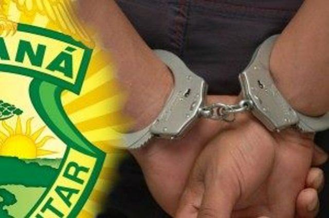 Ação de Policia Militar resulta na apreensão de drogas e aparelhos eletrônicos em Cidade Gaúcha/PR