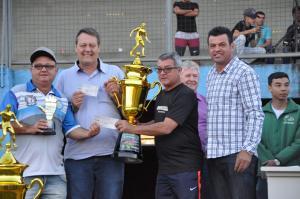 D napolli reverte vantagem e conquista título do Amador da LIFAC