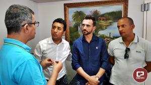 Deputado Estadual Soldado Adriano José anuncia emenda de 150 mil reais para santa casa