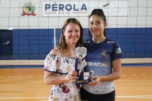 Juranda garante 3º lugar e mantém vice-liderança na Copa Amizade de Vôlei
