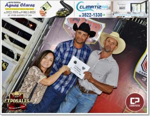 Confira a colocação e as fotos dos campeões do Rodeio da Expo-Sales 2019
