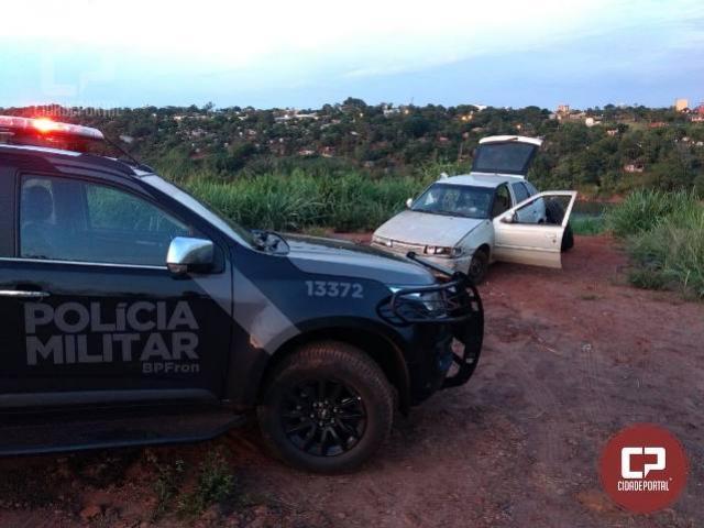 BPFron apreende veículos com contrabando e descaminho em Foz do Iguaçu-PR