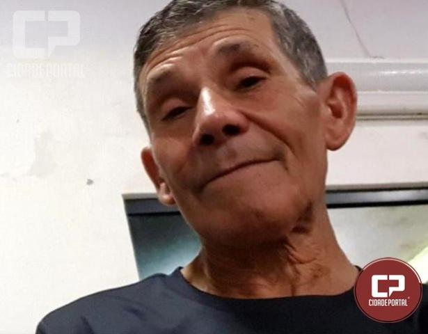 Familiares de Aparecido Pereira que está desaparecido pedem ajuda