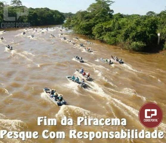Piracema termina nesta sexta-feira, 01, no Paraná