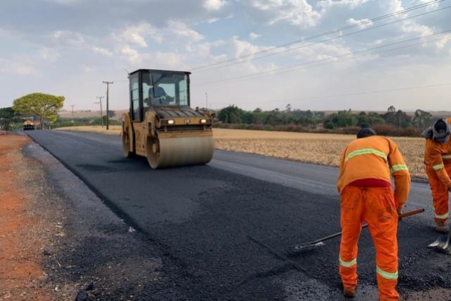 Estado executa melhorias em 30 km de rodovia do Norte Pioneiro
