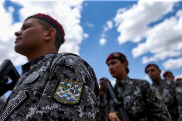 Moro autoriza envio da Força Nacional ao Ceará