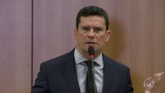 Moro apresenta projeto anticorrupção e antiviolência com alterações em 14 leis