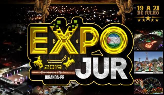 Juranda define programação da Expojur: 19 a 21 de julho