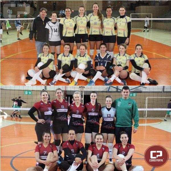 Equipe de Chopinzinho conquista o título do voleibol da fase regional do JAPS em Dois Vizinhos