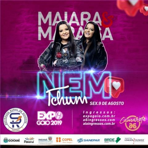 Maiara e Maraisa cantam da cachaça ao amor em novo DVD: 'Fala de tudo o que a gente vive'