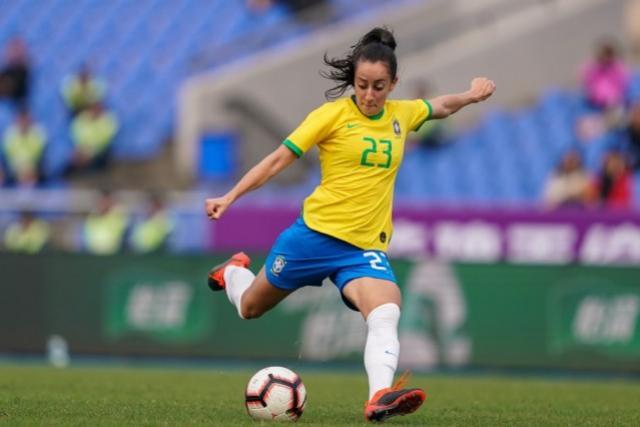 Luana faz balanço dos jogos da Seleção Feminina contra China e Canadá