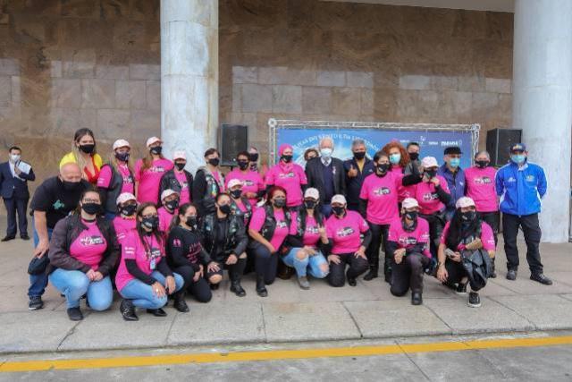 Expedição Filhas do Paraná vai percorrer 2,5 mil km para conscientizar sobre Outubro Rosa