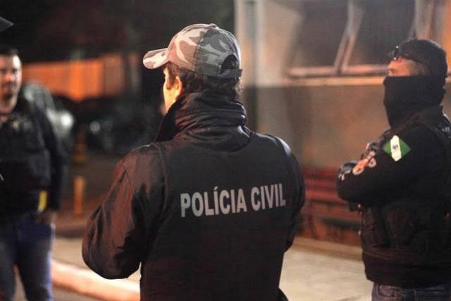 PCPR prende oito pessoas ligadas ao tráfico de drogas em seis cidades do Paraná