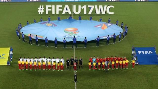 Copa do Mundo Sub-17: prazo para credenciamento até 30 de setembro