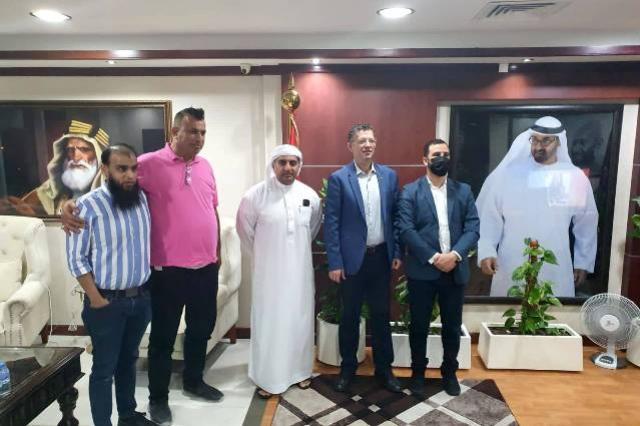 Paraná encerra missão comercial com encontro com representante de fundo árabe