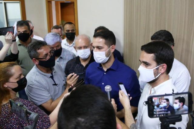 PSDB-PR anuncia apoio a Eduardo Leite para as prévias do partido