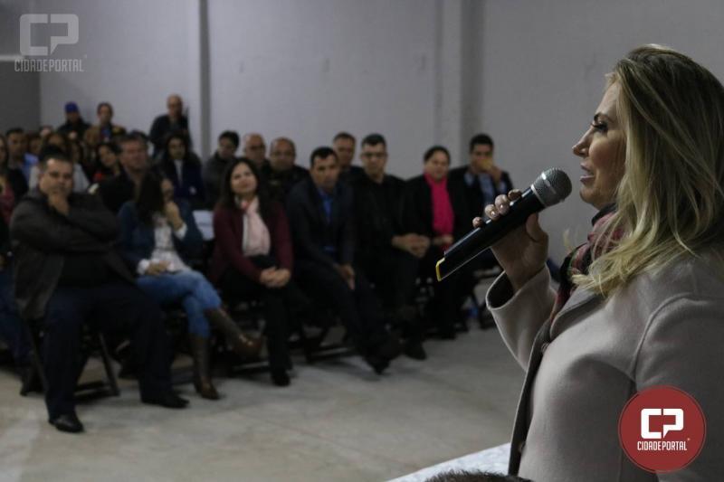 População se distanciou dos políticos devido à corrupção, disse a Governadora Cida Borghetti