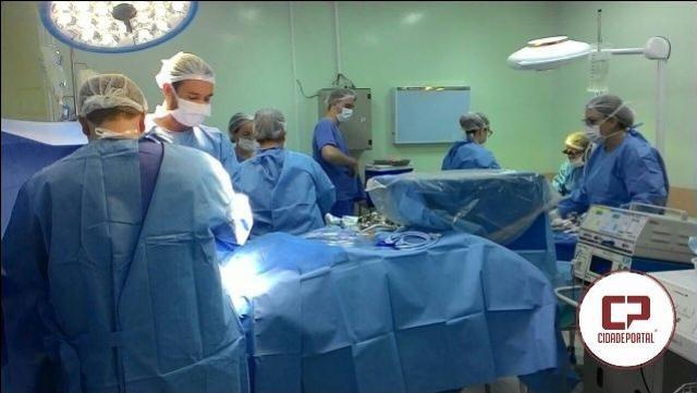 Uopeccan realiza primeiro Transplante de Fígado, Cirurgia foi realizada no último dia 20 e reafirmou competência da equipe