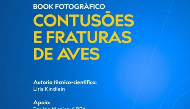 Novo E-book da ABPA detalha contusões e fraturas em aves