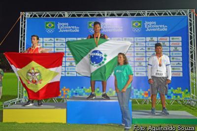 Com 83 medalhas, Paraná é segundo lugar no quadro de medalhas dos Jogos Escolares da Juventude