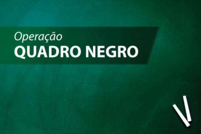 Justiça bloqueia R$ 23,9 milhões de investigados na Quadro Negro