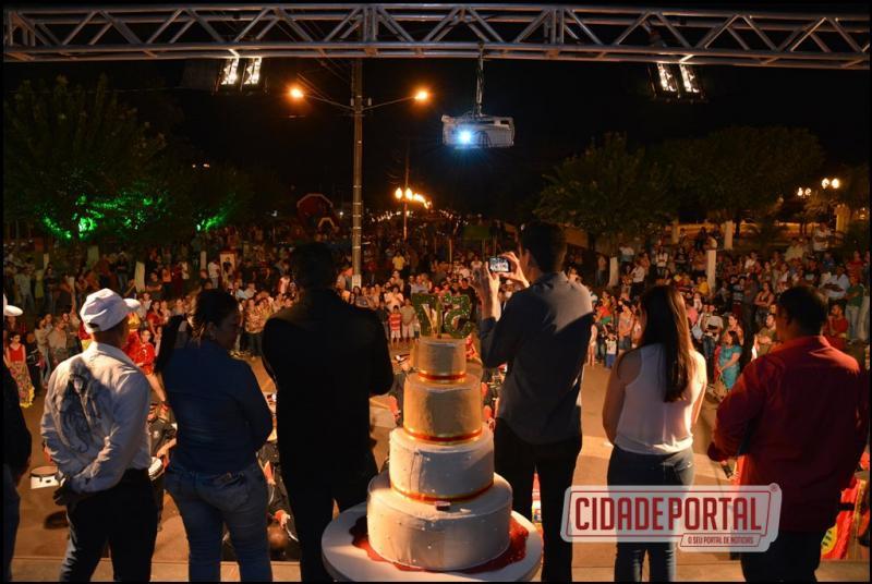Moreira Sales esta de parabéns, frisou Bolacha durante as festividades dos 57 anos do Município