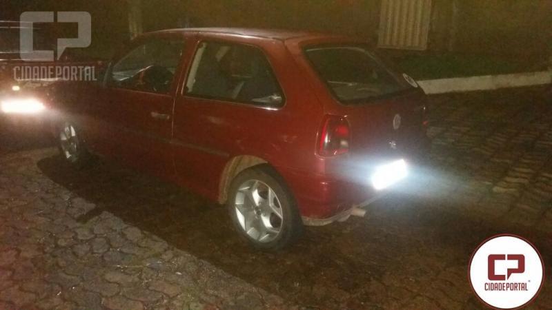 Uma pessoa foi presa por dirigir sob influencia de bebida alcoólica em Moreira Sales