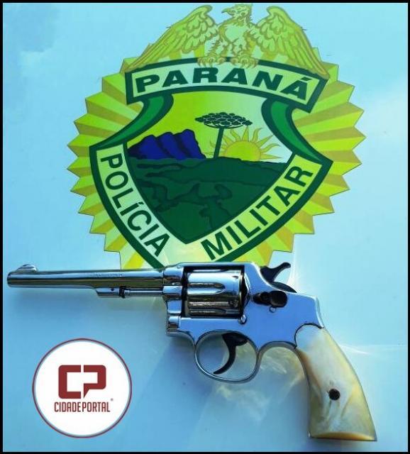 Polícia Militar de Moreira Sales prende três pessoas por receptação e posse irregular de arma de fogo