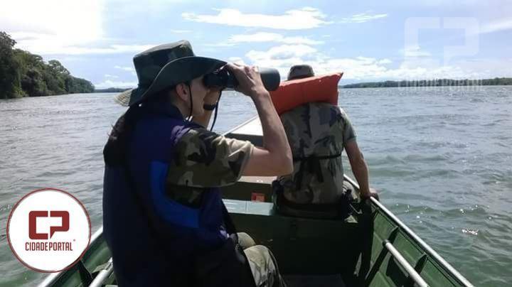 Polícia Ambiental alerta para as restrições da temporada de pesca na Bacia do Rio Paraná
