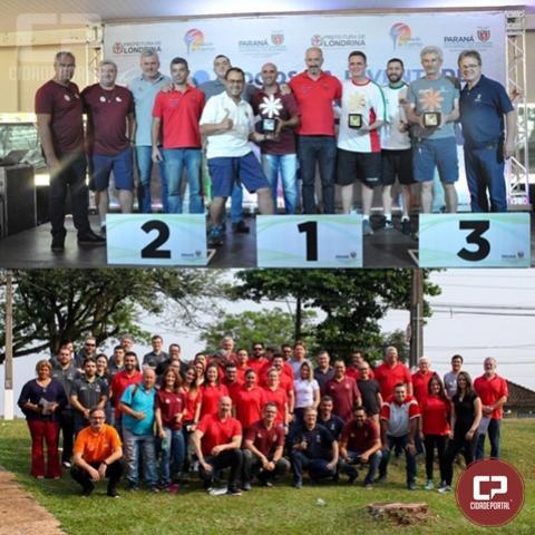 Londrina comemora o sucesso de mais uma edição dos JOJUPS