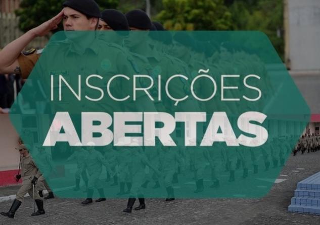 Inscrições para Concurso aos Cargos de Cadete Policial Militar e Cadete Bombeiro Militar já estão abertas no Paraná