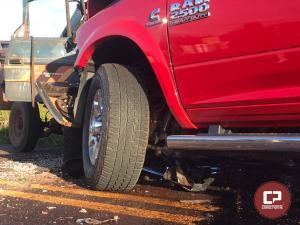 Motorista que perdeu vida em acidente na PR-180 tinha apenas 27 anos, foram três veículos envolvidos