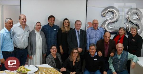 Hospital do Câncer Uopeccan comemora o 28º aniversário