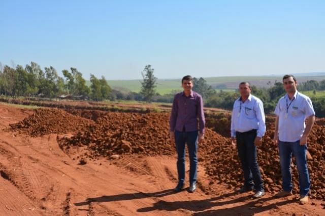 Administração continua dando atenção às estradas rurais em Moreira Sales