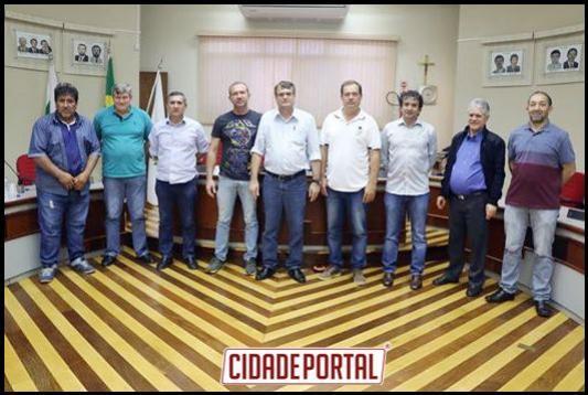 Vereadores de Corbélia ouvem empresários afetados pela obras de duplicação