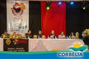 Formatura do PROERD foi realizado no Ginásio de Esportes José Richa