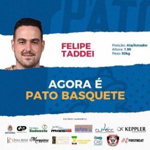 Pato Basquete na Liga Nacional 2019