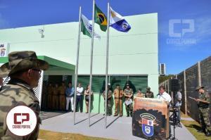 Força Verde inaugura nova sede  em terreno doado pelo município de Umuarama