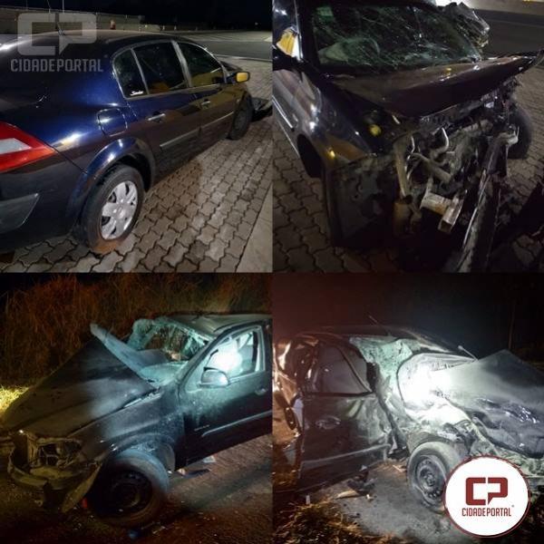 Uma pessoa perde a vida em acidente na BR-369 em Corbélia