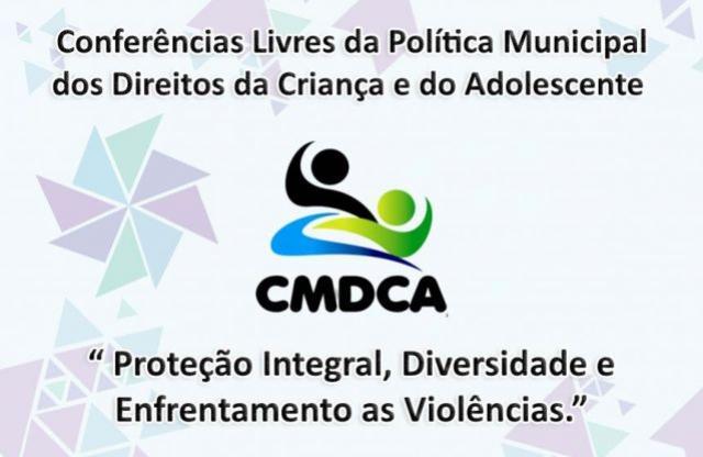 Conferências Livres da Política Municipal dos Direitos da Criança e do Adolescente em Corbélia