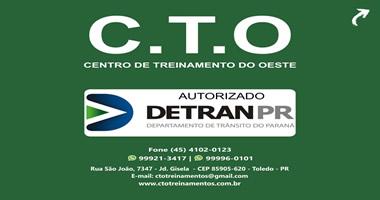 CTO Centro de Treinamento - 380 x 200