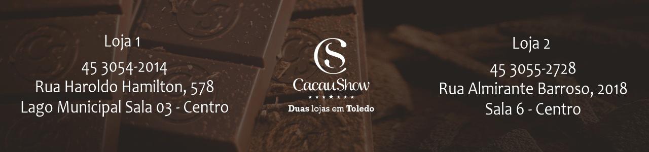 Cacau Show de Toledo
