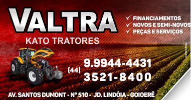 Valtra Kato Tratores