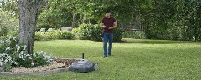 iRobot anuncia robô-cortador de grama estilo Roomba