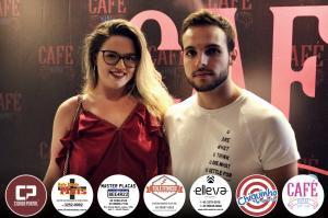 Café Mambo inaugurou nesta quinta feira, 07